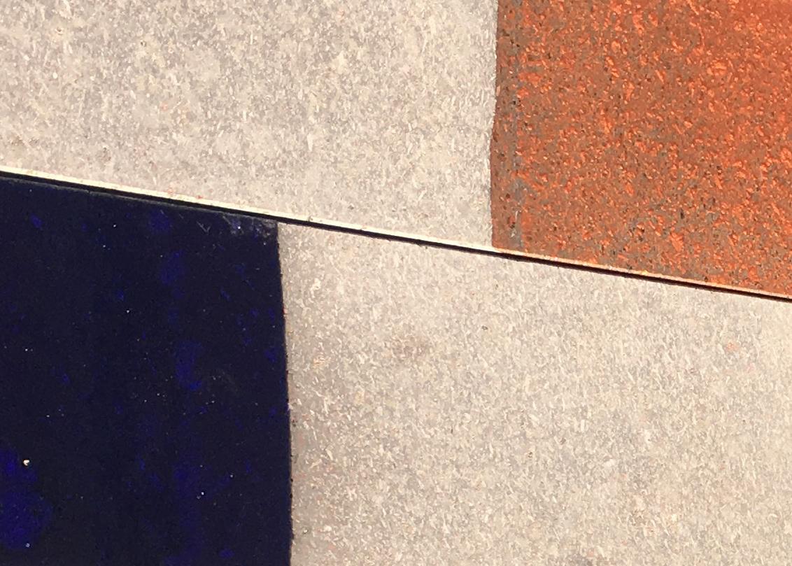 Lava tiles colors